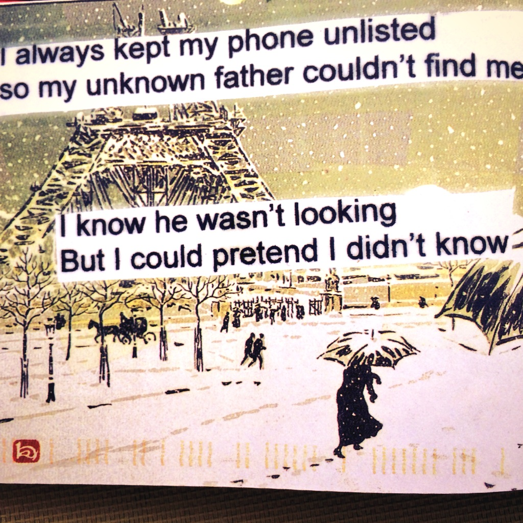 Post Secret Postcard