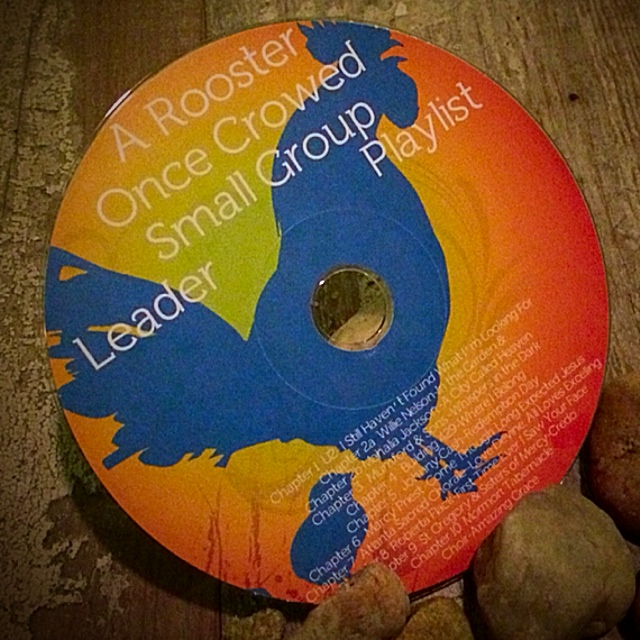 14-08-04 Rooster Once Crowed CD